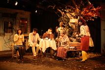 劇団大樹 25周年記念公演「半月カフェの出来事」キャスト募集!
