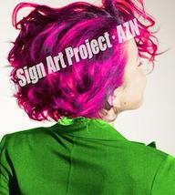 サイン アート プロジェクト.アジアン
