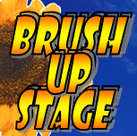 BRUSH UP STAGE