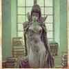 灰色の魔女