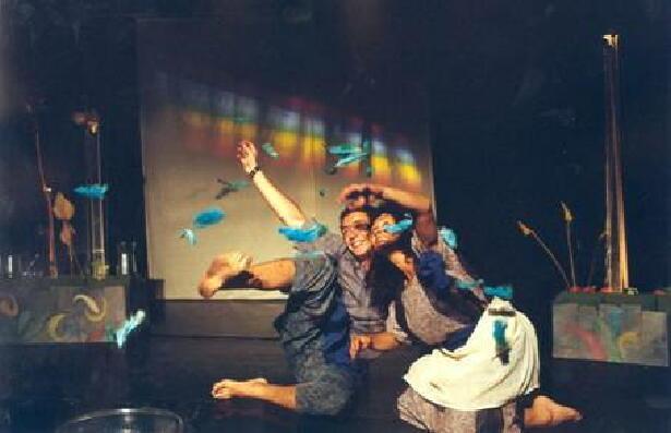 劇団バラッカ「水の色」