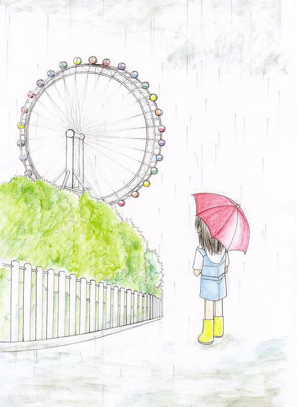 雨と夢のあとに
