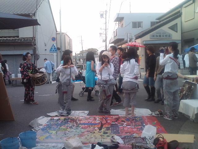 クロノズ in 覚王山参道ミュージアム/長者町