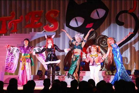サクラ大戦巴里花組ライブ2009〜燃え上がれ自由の翼〜