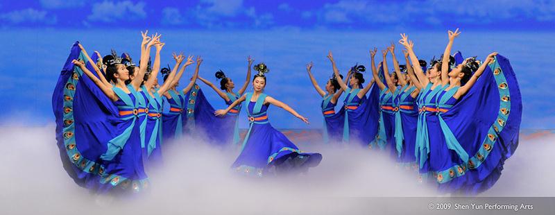 神韻芸術団2010世界ツアー 日本公演