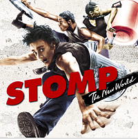 STOMP The New World
