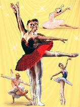 華麗なるクラシックバレエ・ハイライト キエフ・バレエ~ウクライナ国立バレエ~