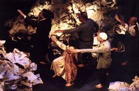 アルカサバ・シアター『アライブ・フロム・パレスチナ-占領下の物語』