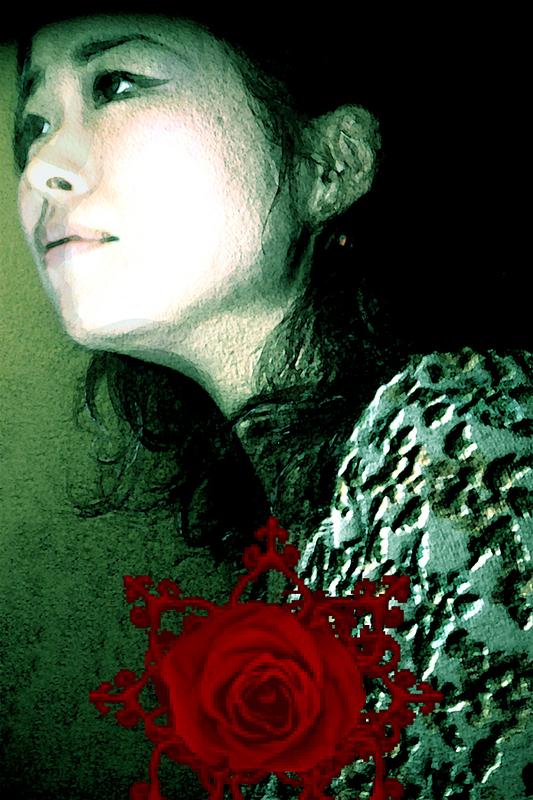 灰色ドリアのつくりかた ~ワイルドに、薔薇の花束を~