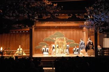 第20回 奉納靖國神社 夜桜能【公演中止】