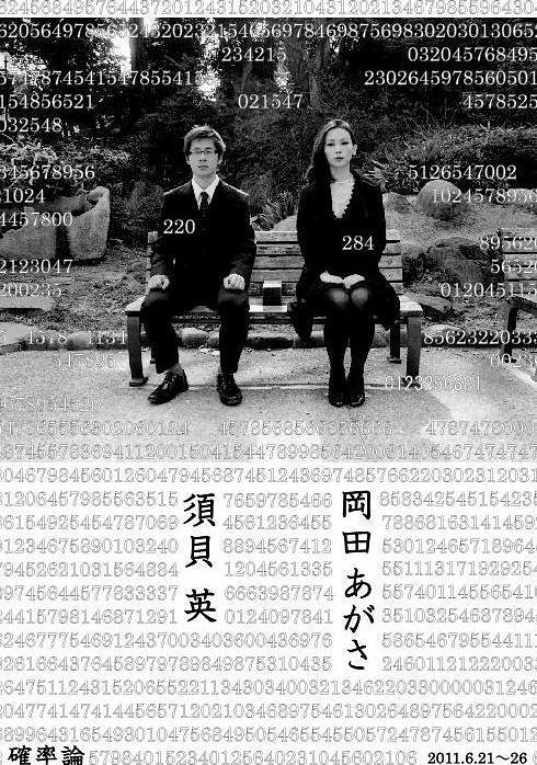 確率論 【コロブチカ「2」は、6/28~7/3@SPACE雑遊にて】