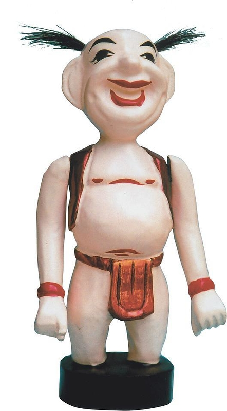 ベトナム水上人形劇