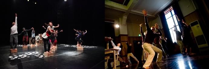 TOTTORI - KYOTOコミュニティ・ダンスの祭典  とりっとダンス(鳥取) VS *****(京都)