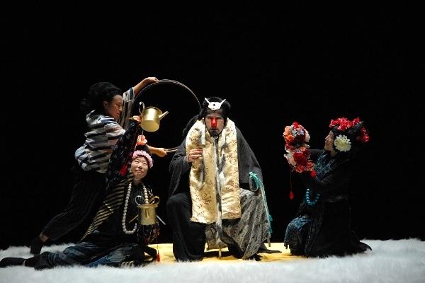 鳥の劇場 『剣を鍛える話』