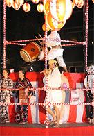 近藤良平、コンドルズ、池袋大作戦!!池袋の街で大盆踊り大会