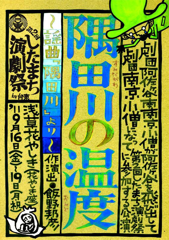 隅田川の温度