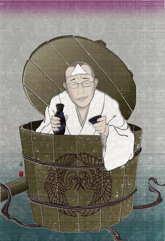 『伊藤園 鶴瓶のらくだ』