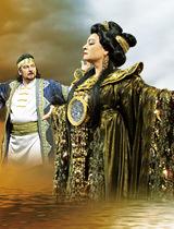 ウクライナ国立オデッサ歌劇場『トゥーランドット』
