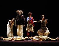演じる女たち<3部作> -ギリシャ悲劇からの断章-
