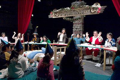 サンタクロース会議
