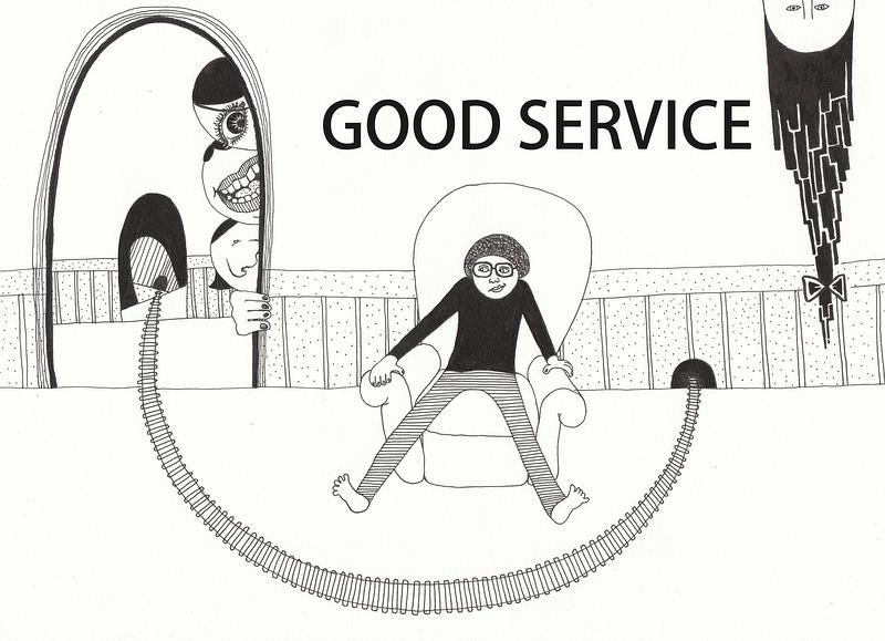 GOOD SERVICE