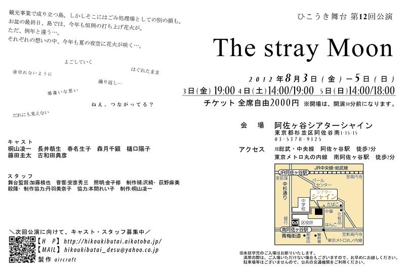 The stray Moon