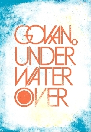 『 UNDER WATER OVER 』