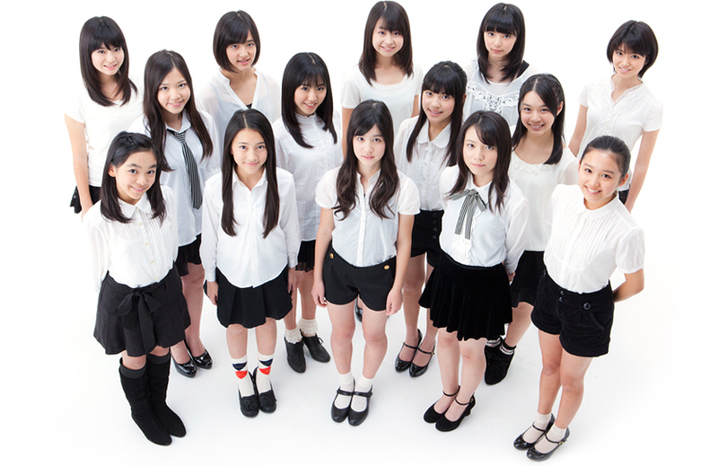 一筆啓上!~girls look up!~