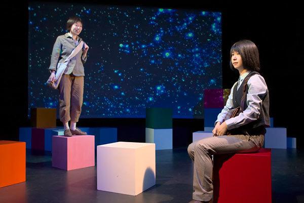 『銀河鉄道の夜』  青年団[東京]