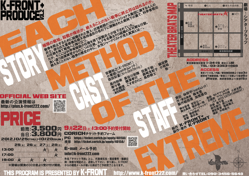 Each method of the Extreme