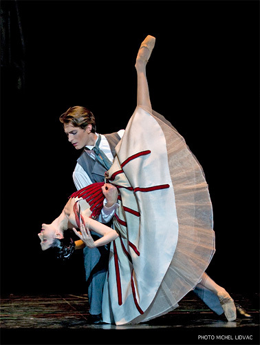 パリ・オペラ座バレエ団『天井桟敷の人々』