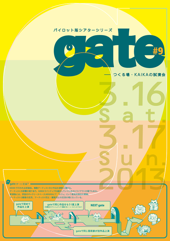 gate#9