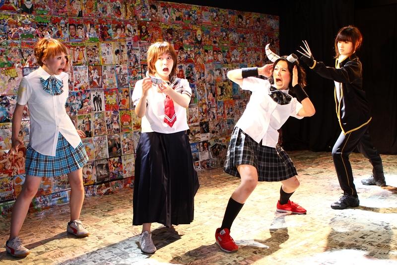 筋肉少女【残すは7月in→dependent theatre 1st!】】