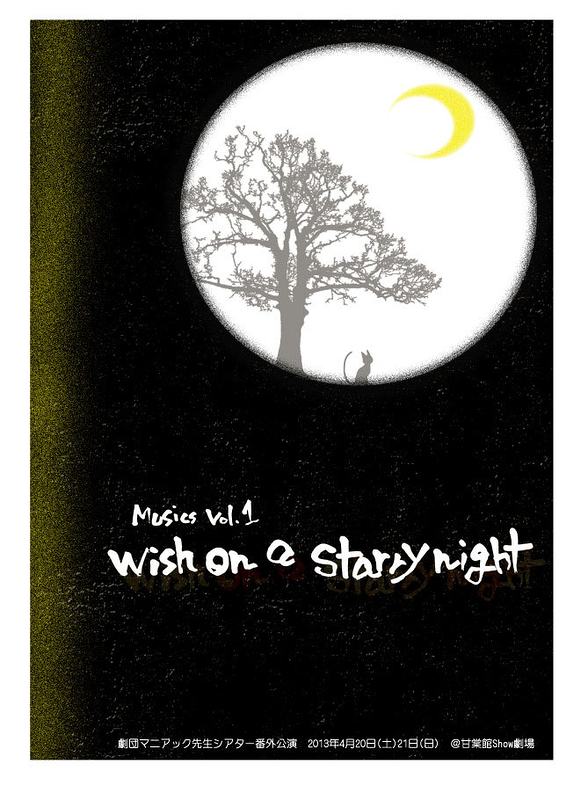 Wish on a starry night