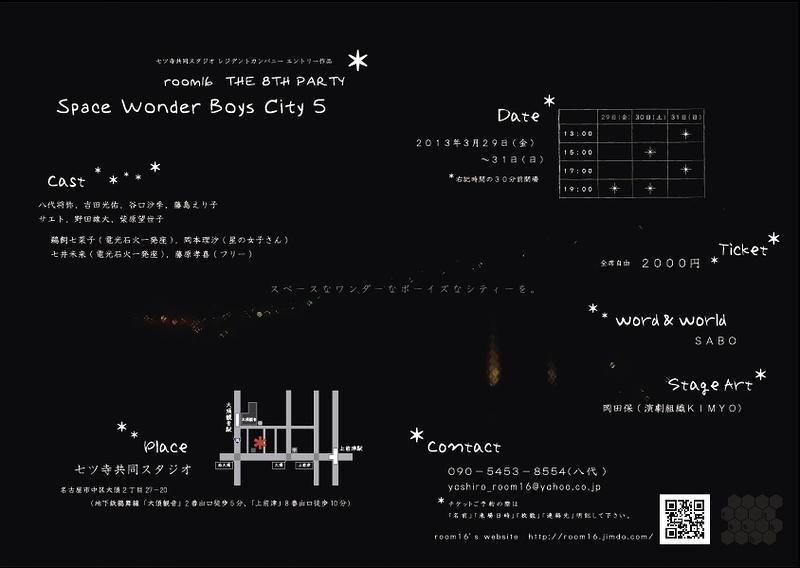 Space Wonder Boys City 5