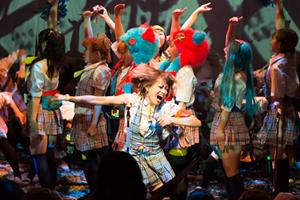アイドル、アニソンで超踊ってみた!!!!!
