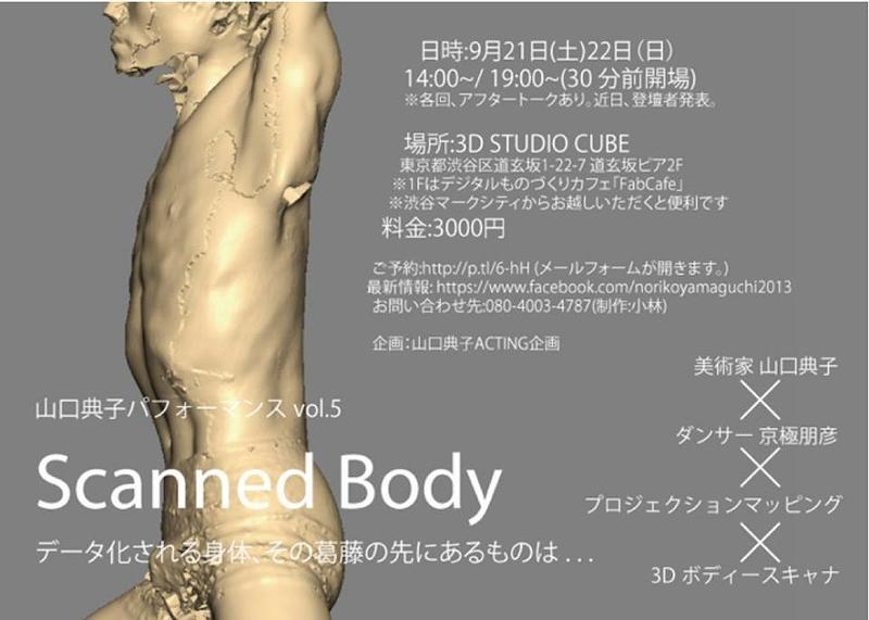 「Scanned Body」