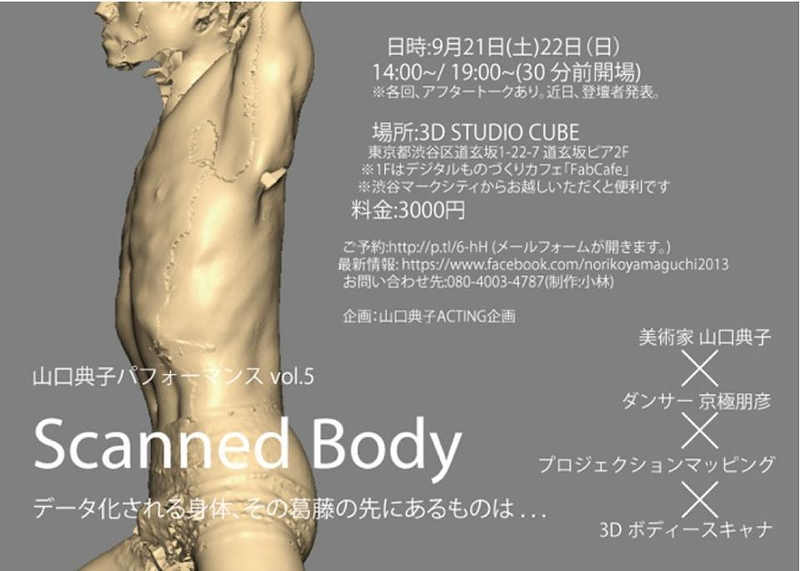 「Scanned Body」
