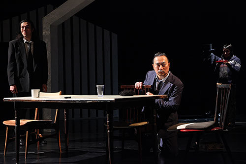 『セールスマンの死』(日中韓俳優出演・3ヵ国語版)