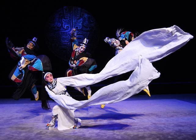 【中国】浙江京劇団 京劇『オイディプス王』