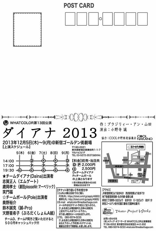 ダイアナ 2013