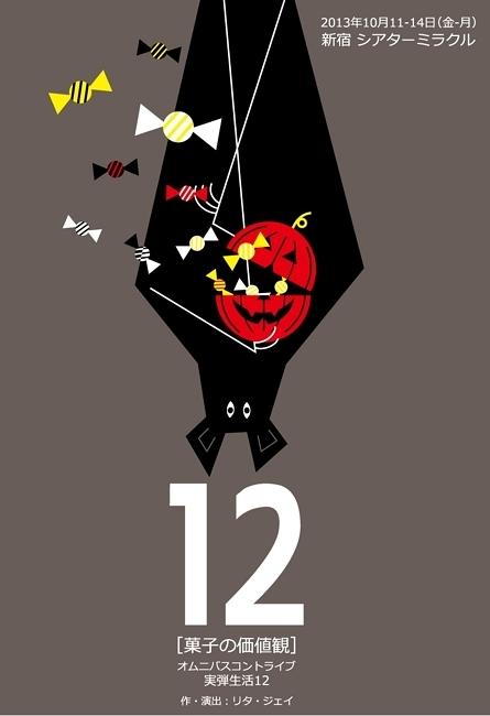 実弾生活12 -菓子の価値観-