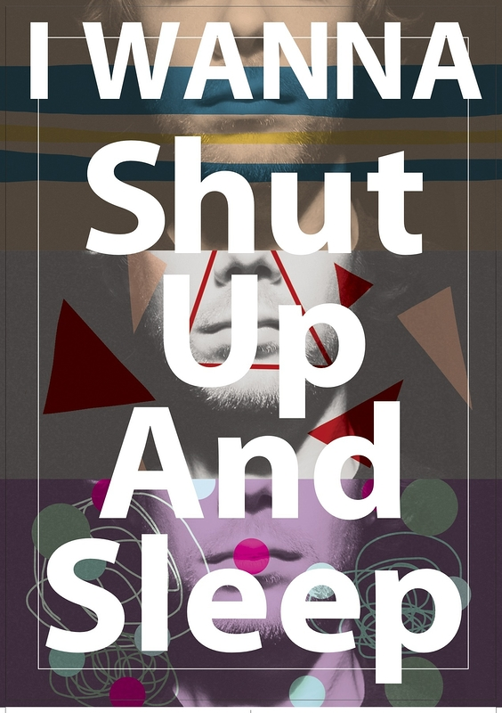 I WANNA / Shut Up And Sleep