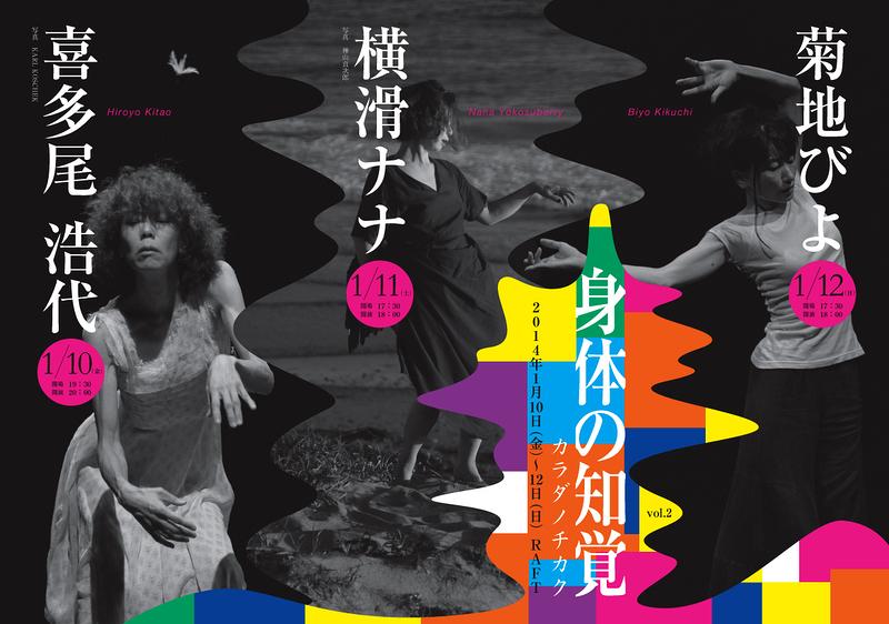 身体の知覚 カラダノチカク vol.2