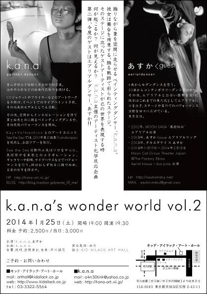 k.a.n.a's wonder world vol.2