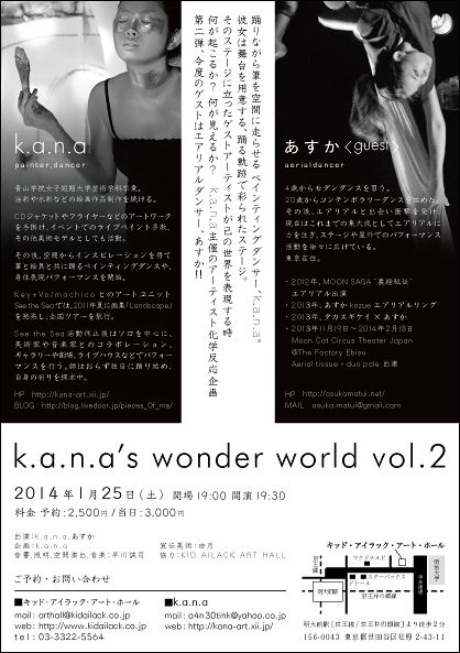 k.a.n.a's wonder world vol.2