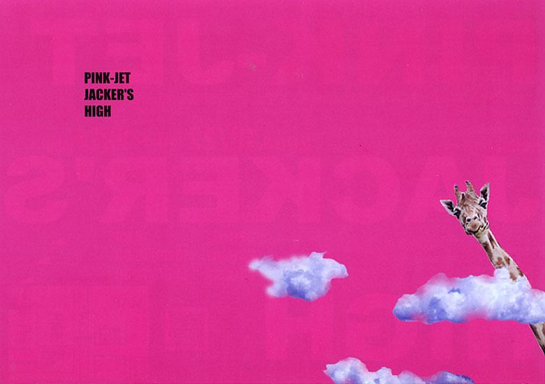 PINK-JET JACEKR'S HIGH
