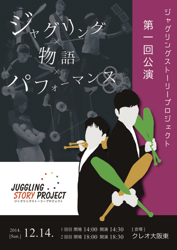 JugglingStoryProject第一回公演