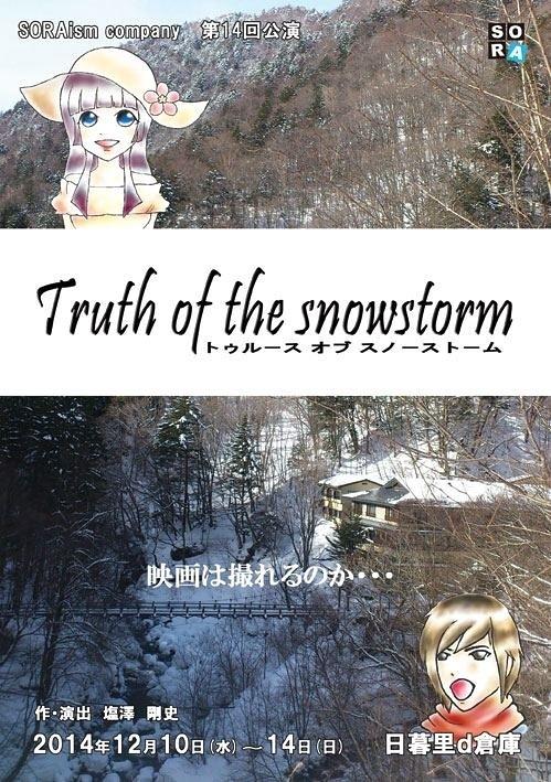 Truth of the snowstorm -トゥルース オブ スノーストーム-