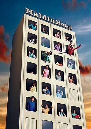 ハルディン・ホテル